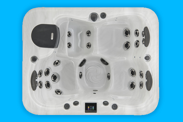 2-3 PERSON TUBS
