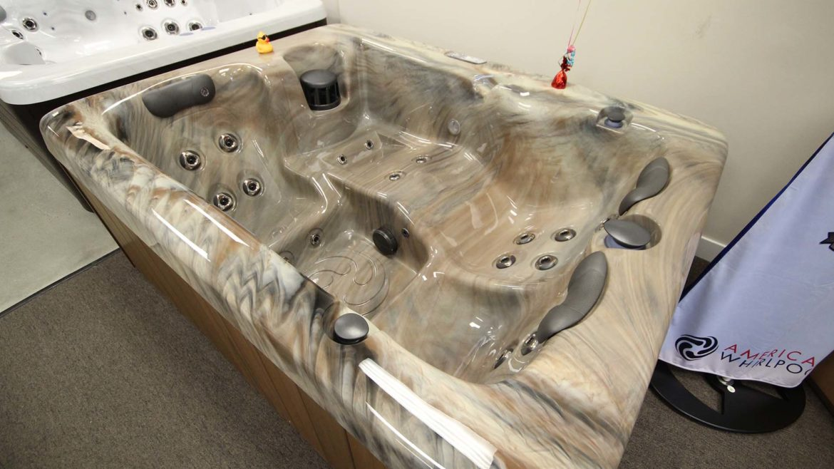 American Whirlpool Hot Tub Model 151